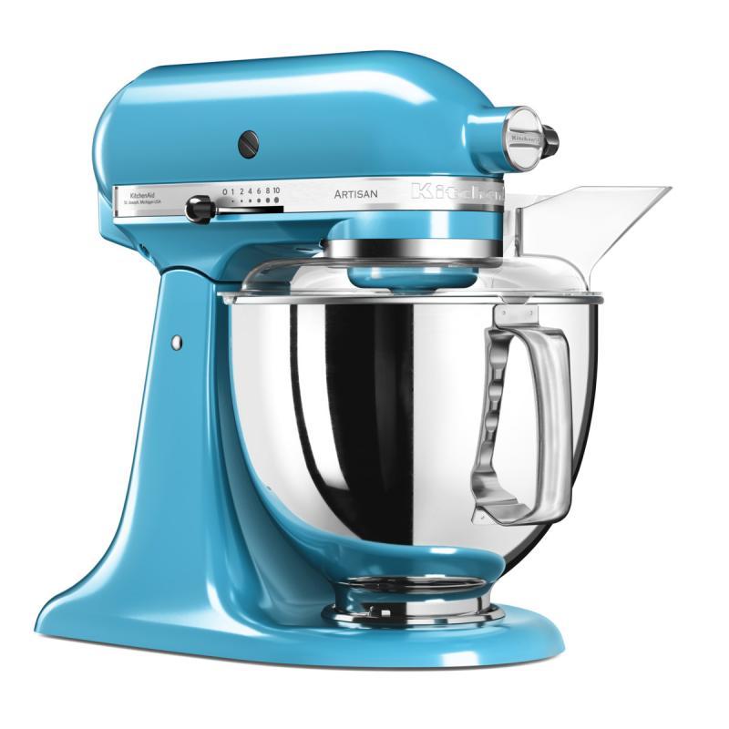KitchenAid robot Artisan 5KSM175PSECL křišťálově modrá