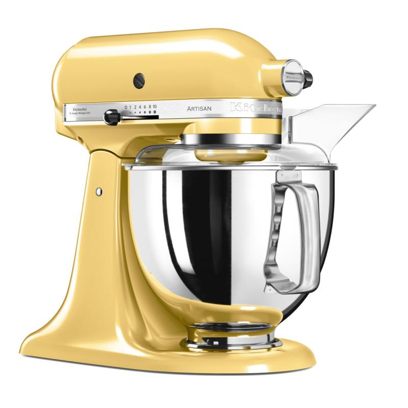 KitchenAid robot Artisan 5KSM175 žlutá