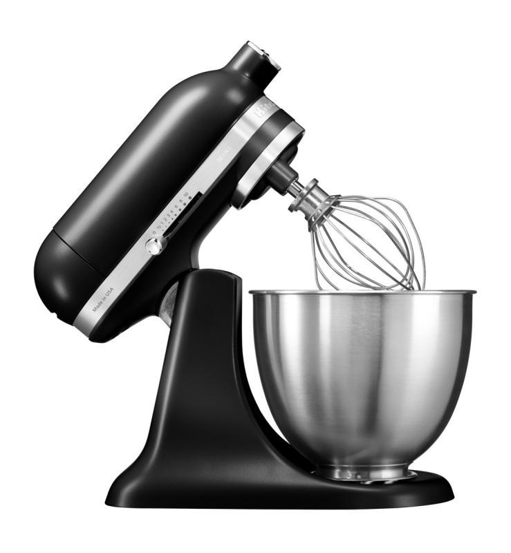 KitchenAid robot Artisan MINI 5KSM3311 matná černá