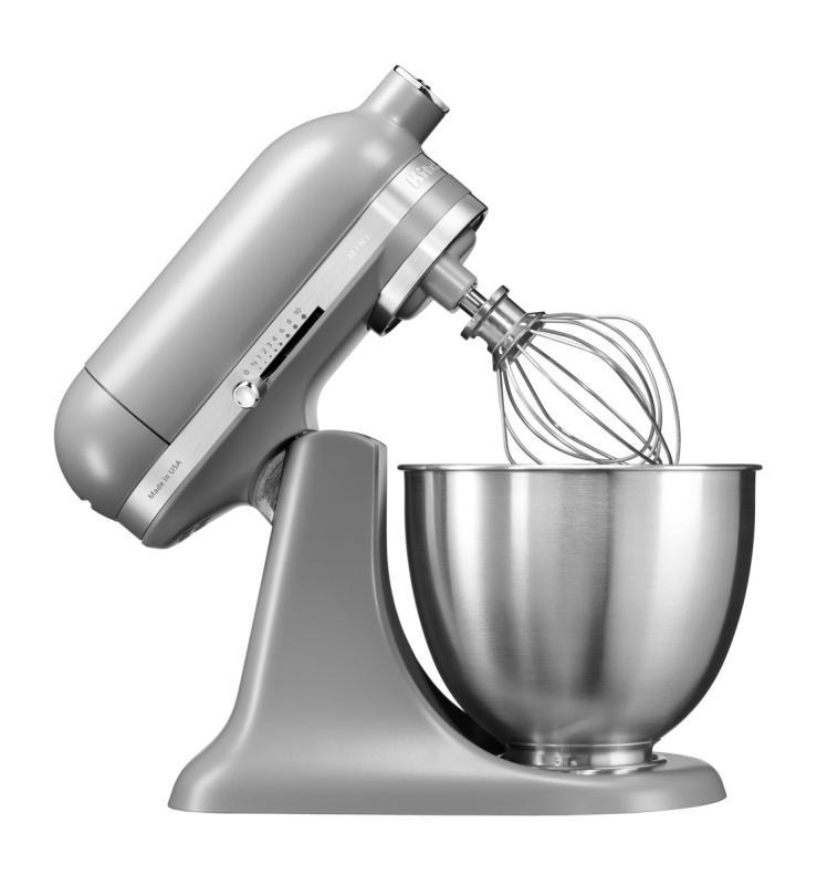 KitchenAid robot Artisan MINI 5KSM3311 matná šedá