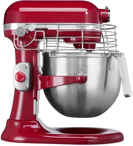 KitchenAid robot Professional 5KSM7990 královská červená