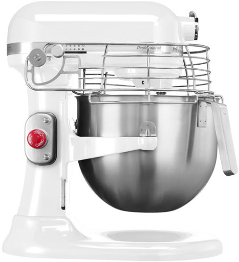 KitchenAid robot Professional 5KSM7990 bílá
