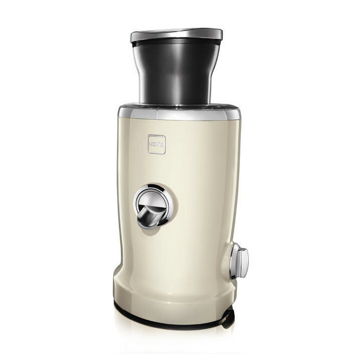 Multifunkční odšťavňovač Vita Juicer Novis (6511.09.20) krémový