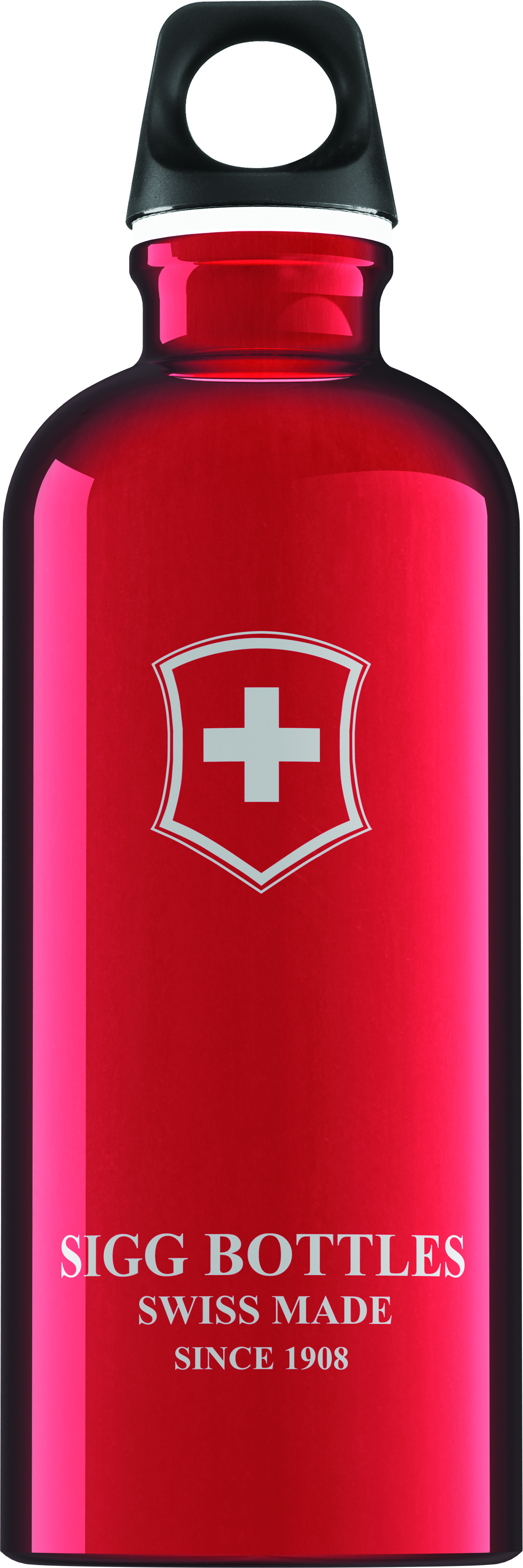 Lahev SIGG Swiss Emblem Red 0,6 l