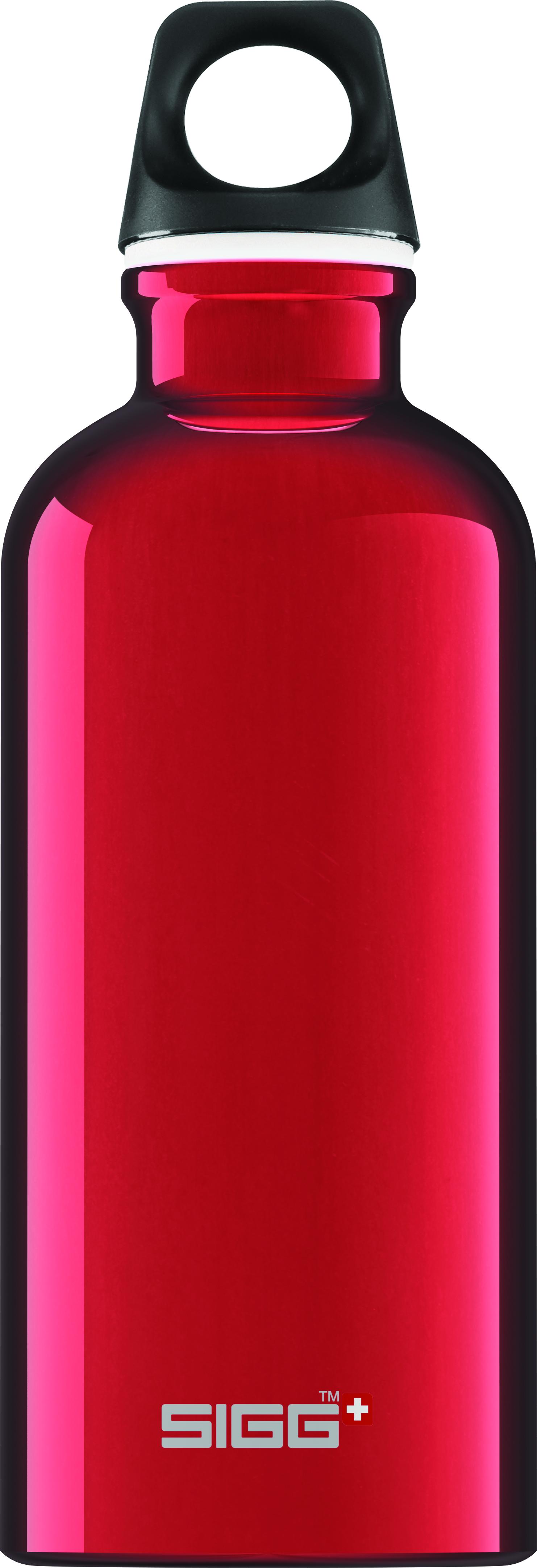 Lahev SIGG Traveller Red 0,4 l