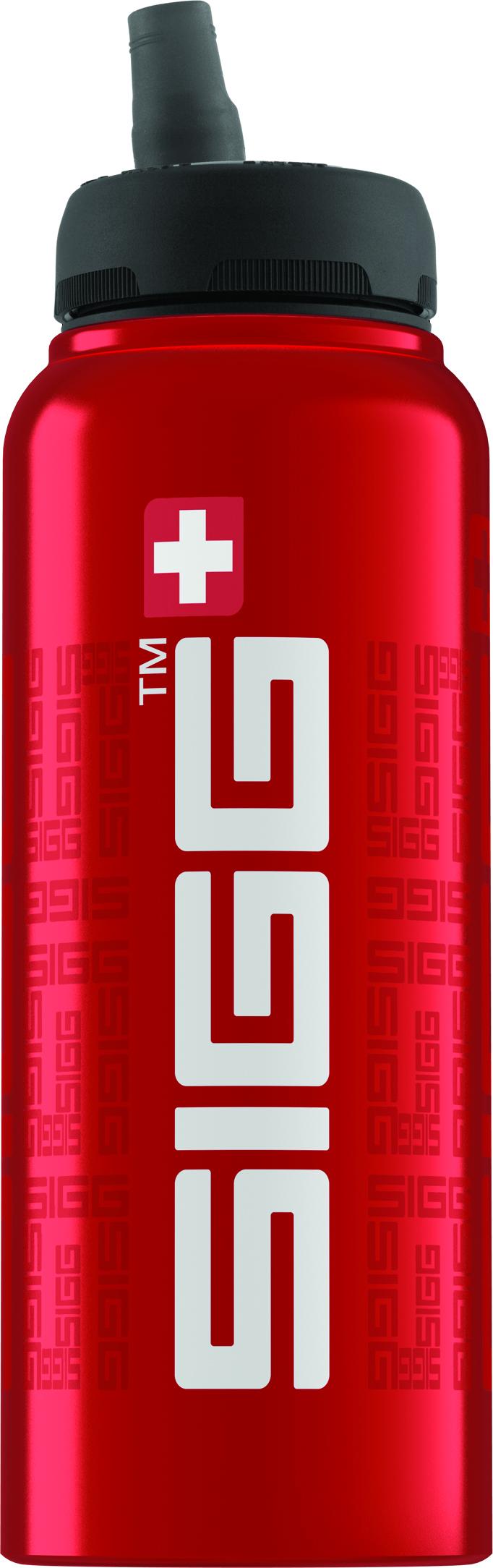 Lahev SIGG NAT Siggnificant Red 1,0 l