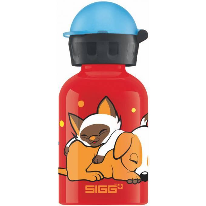 SIGG láhev DOGS LOVE CATS 0.3 l