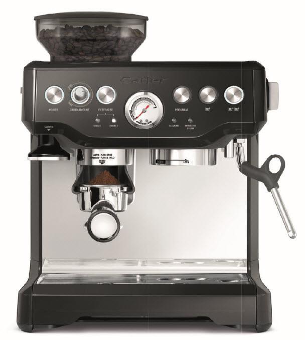 Catler ES 8013 espresso kávovar černý