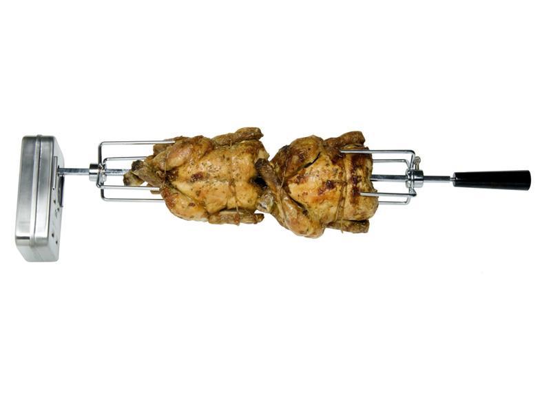 Rotisserie ke grilu 3 hořáky CADAC