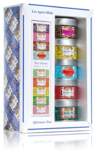 Kusmi Tea Afternoon Tea gift pack