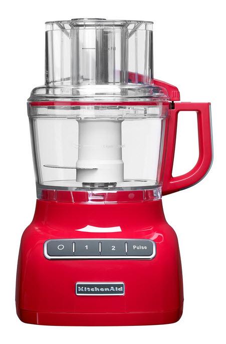 KitchenAid food processor P2 5KFP0925 královská červená