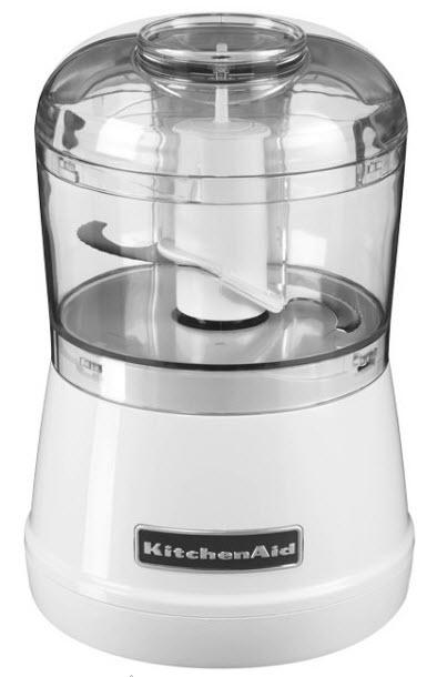 KitchenAid sekáček P2 KFC3515 bílá