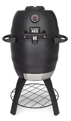 Gril na dřevěné uhlí Broil King Keg 2000 + Akční set Souprava na grilování BergHOFF Cubo 33 ks