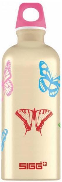 Lahev SIGG Butterflies 0,6 l