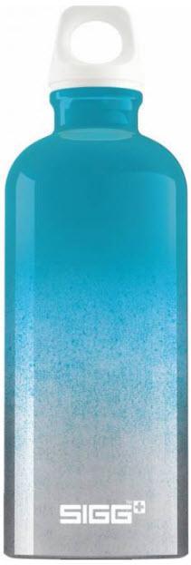 Lahev SIGG Crazy Blue 0,6 l