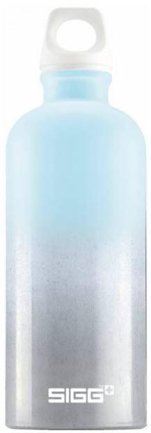 Lahev SIGG Crazy Pastel Blue 0,6 l