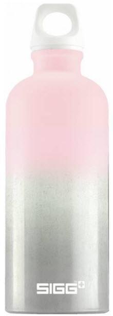 Lahev SIGG Crazy Pastel Pink 0,6 l