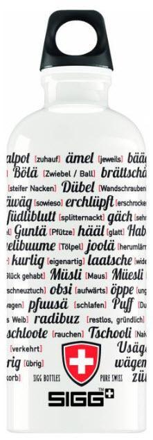 Lahev SIGG Swiss Translator 0,6 l