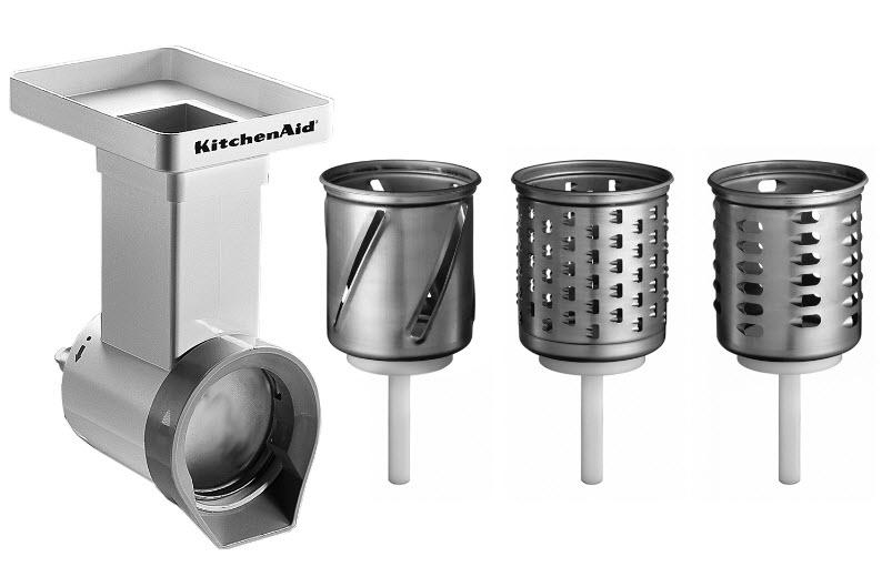 KitchenAid krouhač / kráječ MVSA