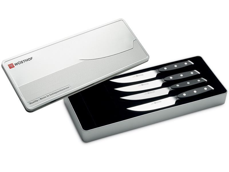 Wüsthof XLINE Sada steakových nožů 4 ks